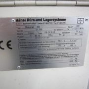 Hänel Rotomat 980.1