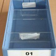 Lagerbox blau