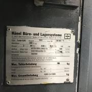 Hänel Lean Lift 2640x825