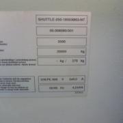 Kardex Shuttle 250 NT 1850x863