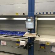 Kardex Shuttle XP500 2450x813