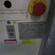 Hänel Lean Lift 1300x825 Typenschild