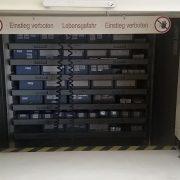 Haenel Lean Lift 1300x825 Entnahme-Liftschacht