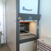 Megalift 6036 Komplettansicht